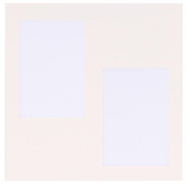 新セットアルバム専用 共通中台紙 2L 角 x 2