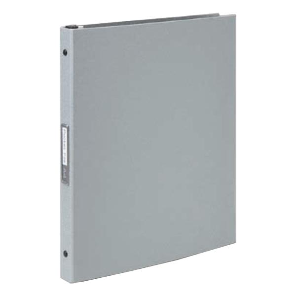 ポケットファイル A4 シルバー