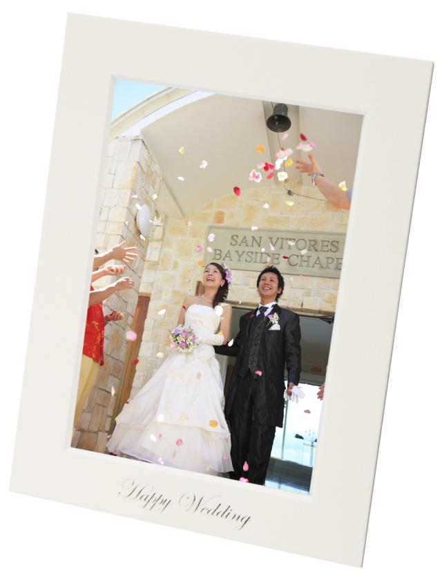 ユークリッドマット Wedding 2L タテ ホワイト