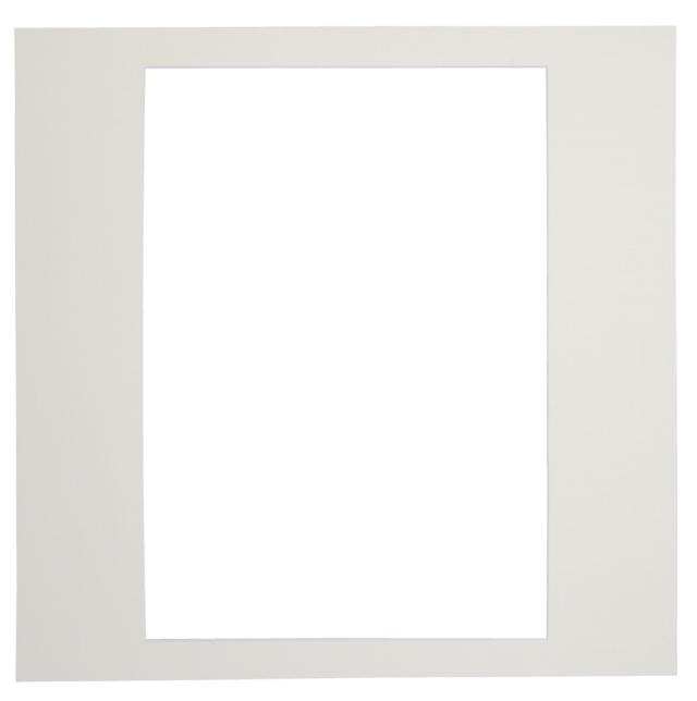 カスタム中台紙  A4サイズ ホワイト 窓抜:A4角