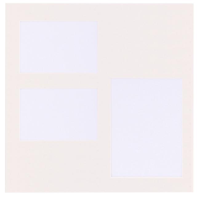 新セットアルバム専用 共通中台紙 L判/2L  L横 x 2 / 2L縦