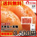【送料無料】期間限定8/24(金)まで大きな一本物450g