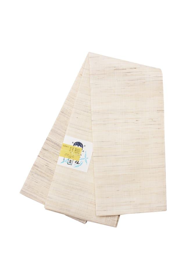 【麻半巾帯】 生成×生成