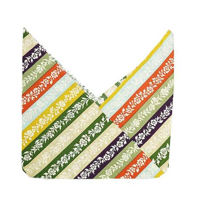 【三角袋】縞