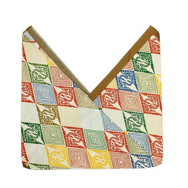 【三角袋】向鶴菱