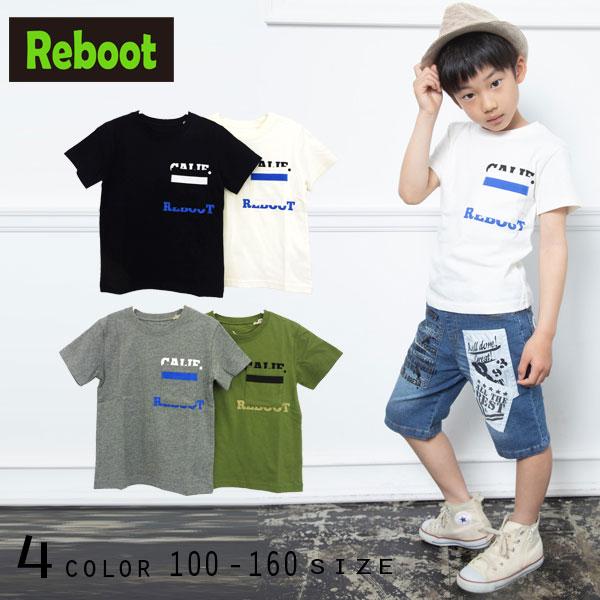 【50%OFFSALE】Reboot(リブート)CALIFポケット半袖Tシャツ【メール便可能】