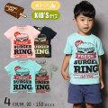 【2021夏物新作】ALMOND BAR(アーモンドバー)BURGER RING半袖Tシャツ【メール便送料無料】