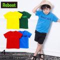 【2019夏物新作♪】Reboot(リブート)CAFEプリント半袖Tシャツ【メール便送料無料】