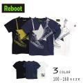 【2019夏物新作♪】Reboot(リブート)スニーカープリント半袖Tシャツ【メール便送料無料】