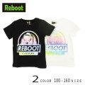 【50%OFFSALE】Reboot(リブート)レインボーベアー半袖Tシャツ【メール便可能】