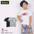 【50%OFFSALE】Reboot(リブート)カプセルプリント半袖Tシャツ【メール便可能】