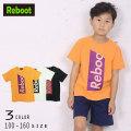 【30%OFFSALE】Reboot(リブート)ロゴラメプリント半袖Tシャツ【メール便送料無料】