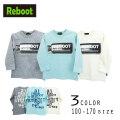 【30%OFFSALE】Reboot(リブート)ボトルプリント長袖Tシャツ【メール便送料無料】