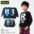 【20%OFFSALE】Reboot(リブート)Rロゴトレーナー【140サイズまでメール便送料無料】