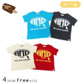 【50%OFFSALE】ALMOND BAR(アーモンドバー)AMDプリント半袖Tシャツ☆フリーサイズ【メール便可能】