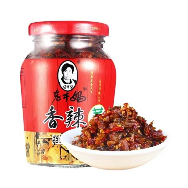 【常温便】老乾媽香辣菜