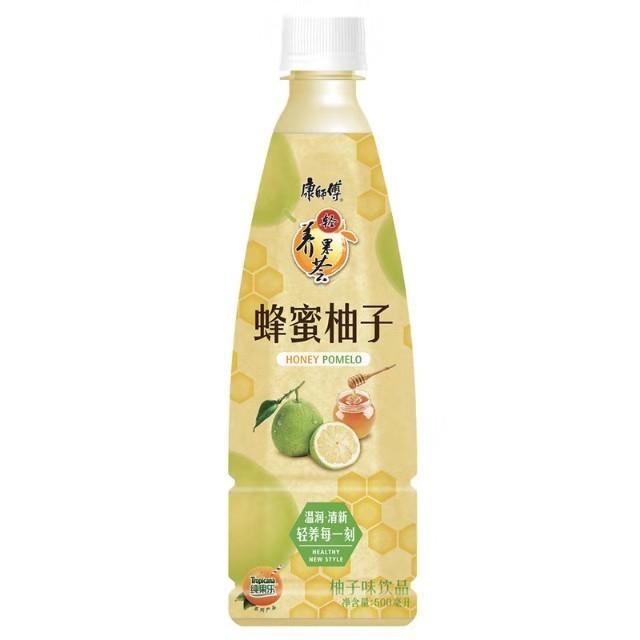 【常温便】康師傅 蜂蜜柚子