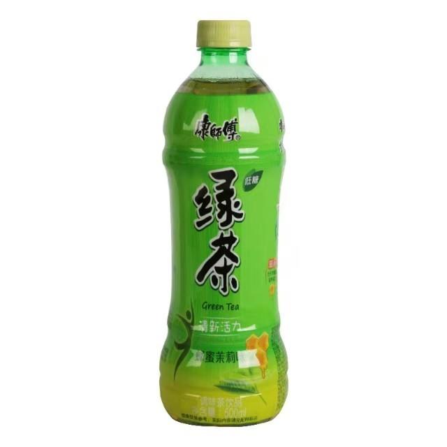 【常温便】康師傅 緑茶