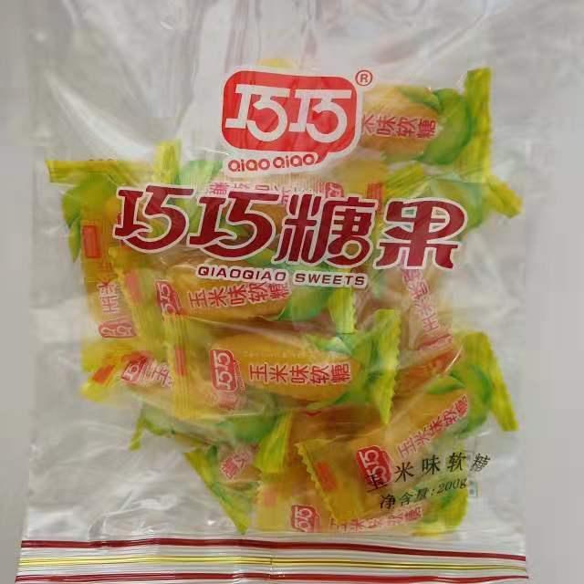 【常温便】巧巧玉米軟糖