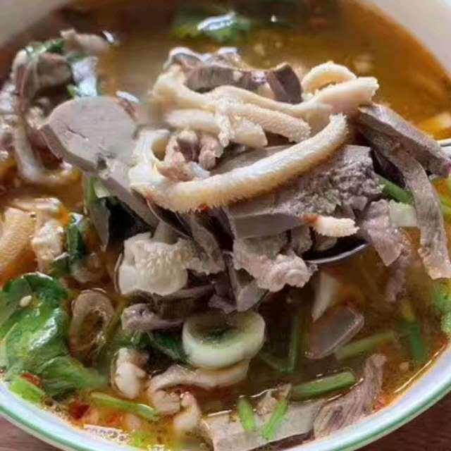 【冷凍便】羊雜スープ