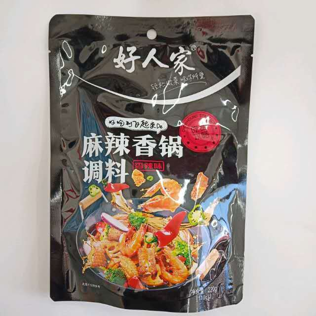 【常温便】好人家麻辣鍋の素220g/好人家麻辣香鍋調料220g