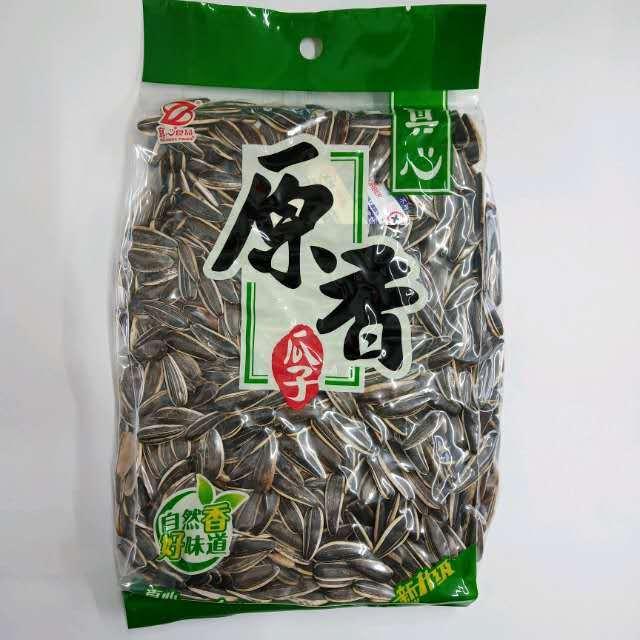【常温便】ひまわりの種/真心食品原香瓜子285g