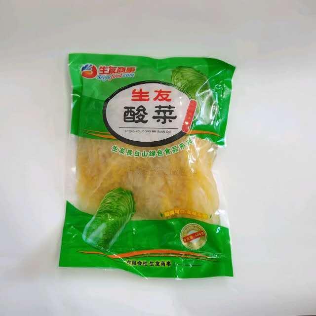 【常温便】東北酸菜
