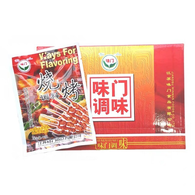 【常温便】串焼きの調味料/味門焼烤料40g
