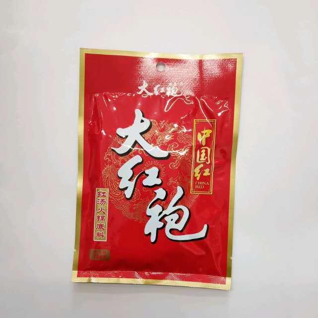 【常温便】火鍋の素/大紅袍中国紅火鍋底料150g