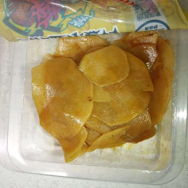 【冷蔵便】甜辣 土豆片/ジャガイモ