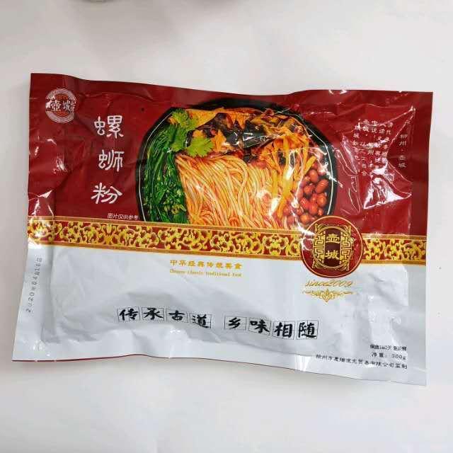 【常温便】螺螄粉-柳州 壺城