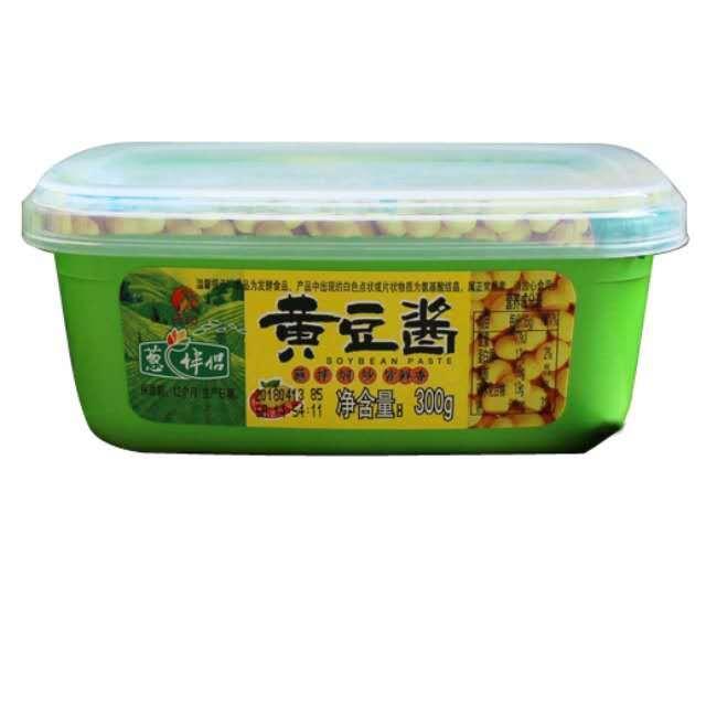 【常温便】大豆みそ/葱伴侶黄豆醤300g