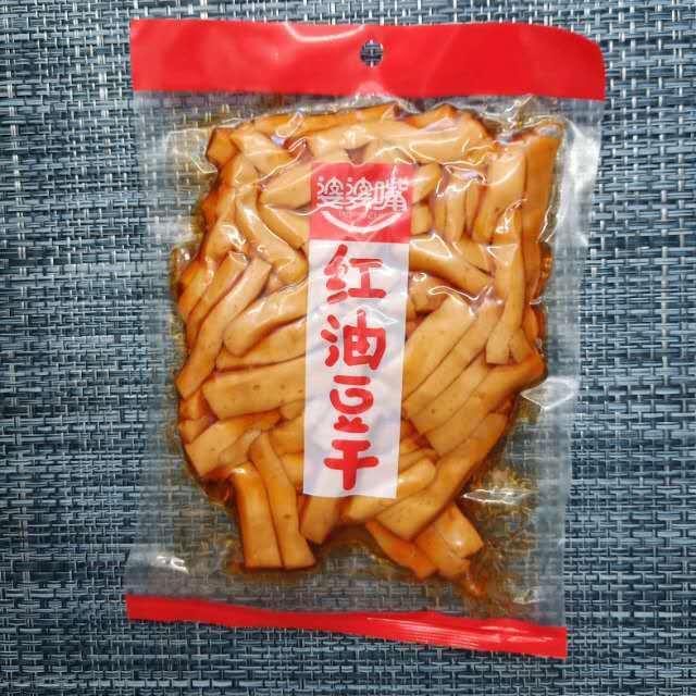 【常温便】紅油豆乾