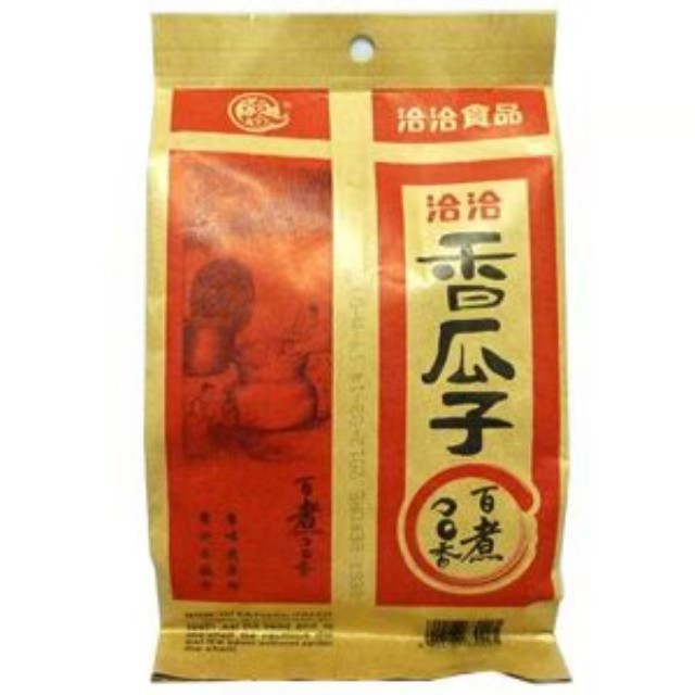 【常温便】チャチャ ヒマワリの種 中国 味付け/洽洽香瓜子260g