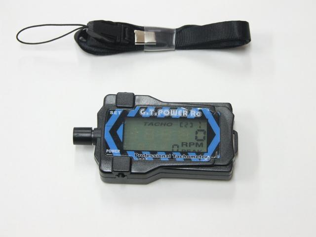 アストロホビー LH GT マイクロタコメーター