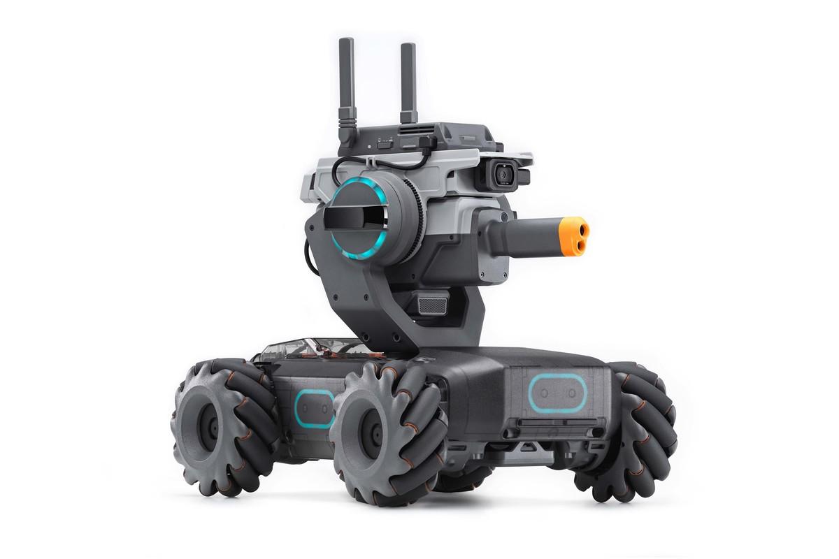 【プログラミングロボ教材】 DJI RoboMaster S1