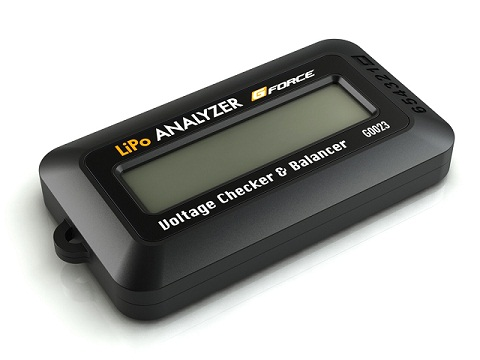 G-FORCE LiPo Analyzer (バランサー&チェッカー)