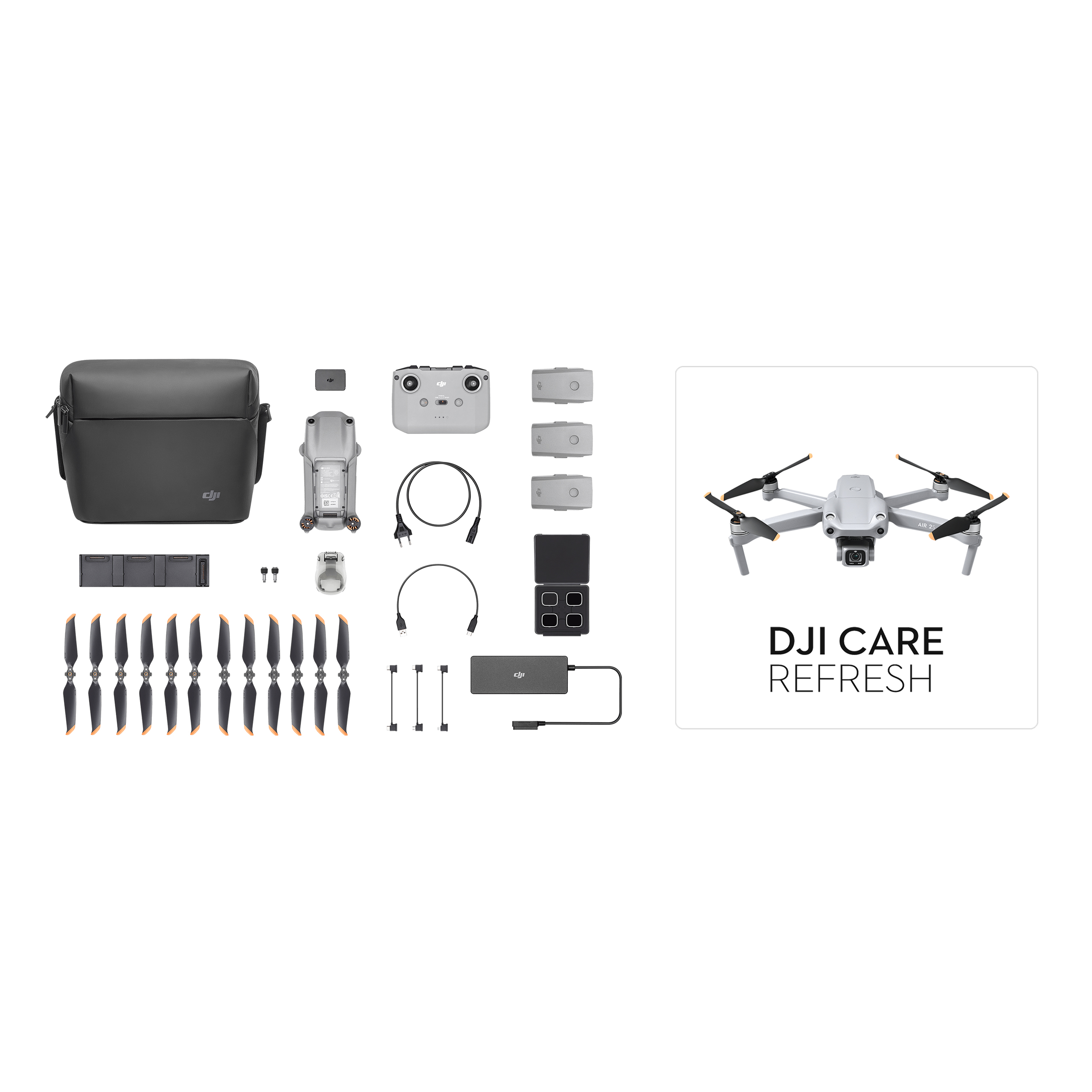 DJI Air 2S Worry-Free Fly More コンボ