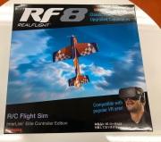 【日本正規代理店 双葉電子工業 製品 VRゴーグル対応】 リアルフライト8 InterLink Elite Controller Edition(送信機型USBコントローラー付属)