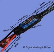 RCネットサービス RCN MTE 45A-ESC 5V 3A BEC(ブラシレス用ESC)