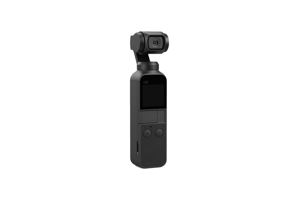 【新型DJI史上最小スタビライザーカメラ】DJI Osmo Pocket