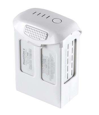 【高容量】 DJI PHANTOM 4 シリーズ インテリジェントフライトバッテリー(High Capacity/PRO/PRO+/従来型P4 対応)