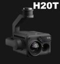 【お見積もりいたします】 DJI Zenmuse H20T 広角カメラ、ズームカメラ、レーザー距離計、放射分析サーマルカメラ(DJI事故保証Enterprise Shield Plus付属)