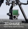 【2021年8月頃発売予定】DJI Zenmuse L1(LiDAR測量カメラ)