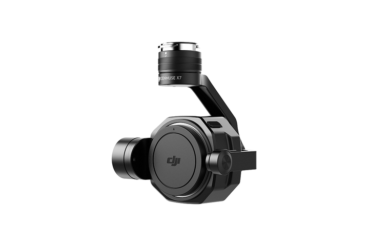DJI Zenmuse X7(レンズ無し)