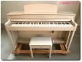 【電子ピアノ】YAMAHA Clavinova CLP545WA【中古品】2015年製 ヤマハ クラビノーバ