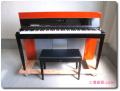 【電子ピアノ】YAMAHA  MODUS F02 PO オレンジ【中古】2013年製☆