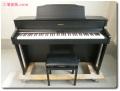 【電子ピアノ】ROLAND 電子ピアノ HP605GP【中古】2016年製