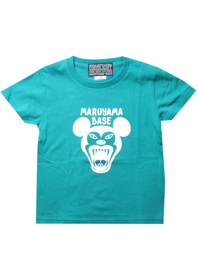 GOOD LIGHT MARUYAMA KIDS TEE