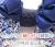 親子お揃いシュシュ(ペアヘアアクセサリー)専門店ジュメル大小ミニシュシュ2個セットディテール詳細画像